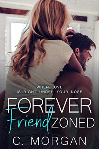 Book Cover of Forever Friend Zoned