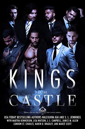Book Cover of Kings of the Castle