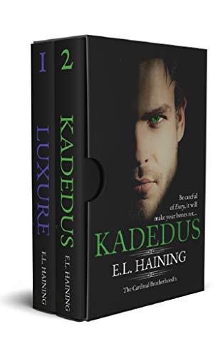 Book Cover of Luxure / Kadedus: Books 1 & 2 The Cardinal Brotherhood Series