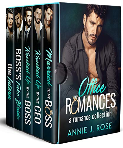 Book Cover of Office Romances: A Romance Collection