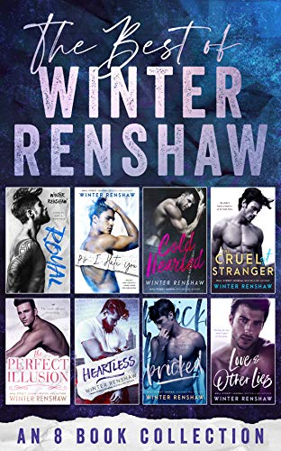 Book Cover of The Best of Winter Renshaw - An 8 Book Collection
