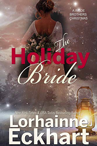 Book Cover of The Holiday Bride (The Wilde Brothers Book 9)