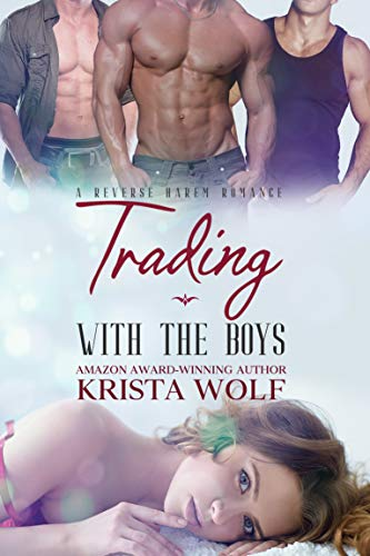Book Cover of Trading with the Boys: A Contemporary Romance