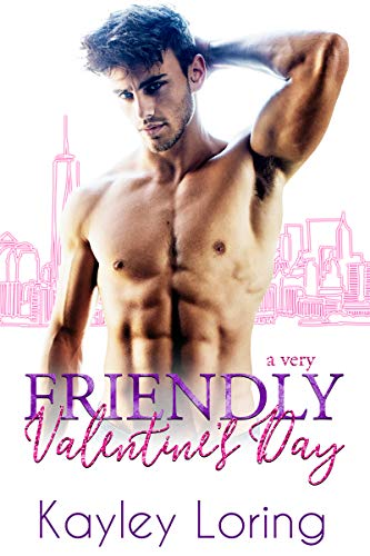 Book Cover of A Very Friendly Valentine's Day
