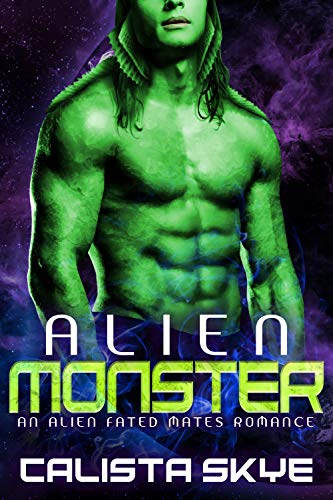 Book Cover of Alien Monster (Alien Abductors Book 3)
