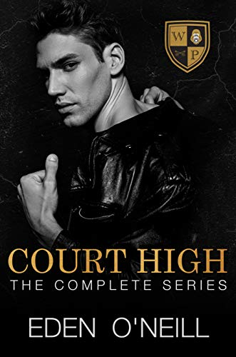 Book Cover of Court High: The Complete Series
