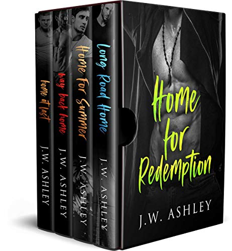 Book Cover of Home For Redemption: A collection of steamy standalone romance novels