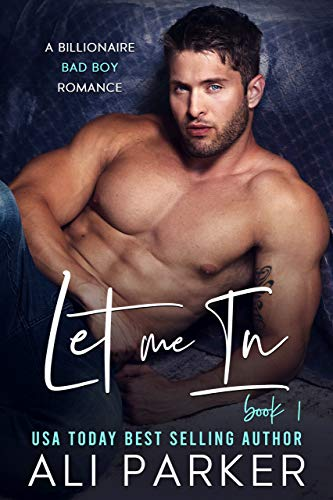 Book Cover of Let Me In Book 1