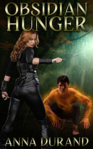 Book Cover of Obsidian Hunger (Undercover Elementals Book 4)