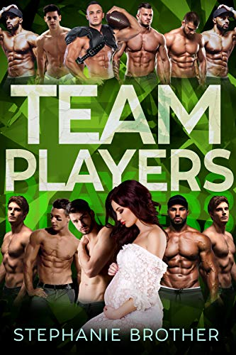 Book Cover of TEAM PLAYERS: A REVERSE HAREM ROMANCE (HUGE Series)