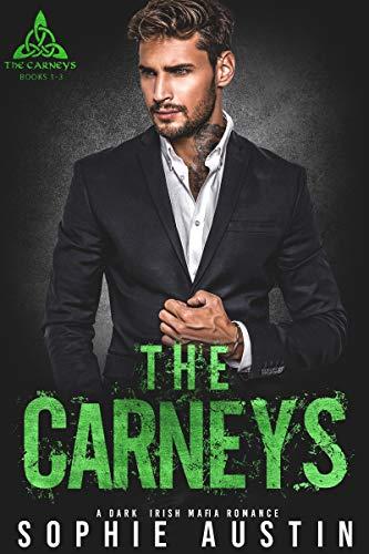 Book Cover of The Carneys Collection: A Boston Irish Dark Mafia Romance