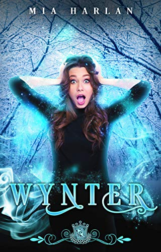 Book Cover of Wynter: A Fun, Quirky, Silver Springs Romance