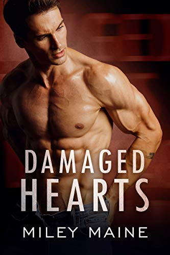 Book Cover of Damaged Hearts