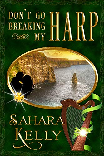 Book Cover of Don't Go Breaking my Harp