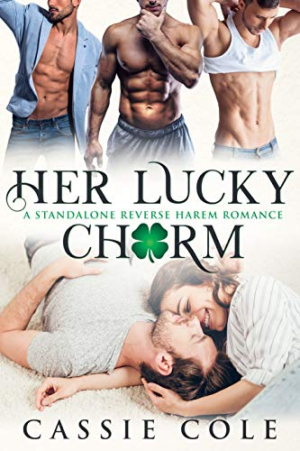 Book Cover of Her Lucky Charm: A Standalone Reverse Harem Romance