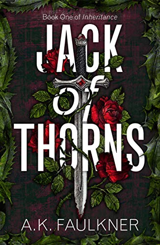 Book Cover of Jack of Thorns (Inheritance Book 1)