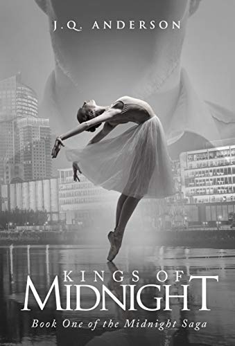 Book Cover of Kings of Midnight: Book One of The Midnight Saga