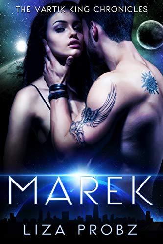 Book Cover of Marek (The Vartik King Chronicles Book 1)
