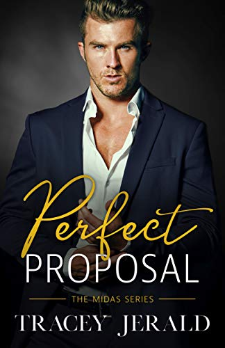 Book Cover of Perfect Proposal: Billionaire Workplace Romance (Midas Series Book 1)