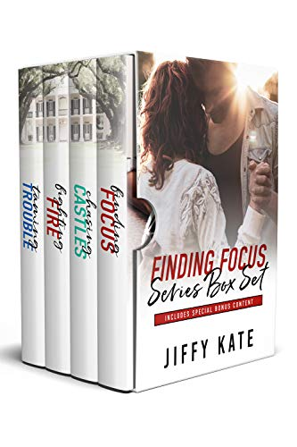 Book Cover of The Finding Focus Series Boxed Set (Books 1-4, plus bonus content): Small Town Contemporary Romance