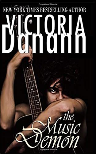 Book Cover of The Music Demon (Knights of Black Swan Book 16)