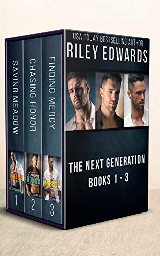 Book Cover of The Next Generation Series: Books 1-3