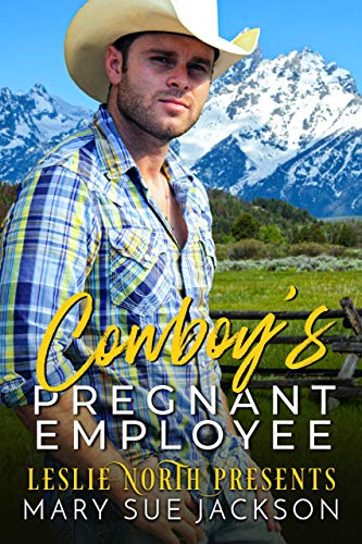 Book Cover of Cowboy's Pregnant Employee