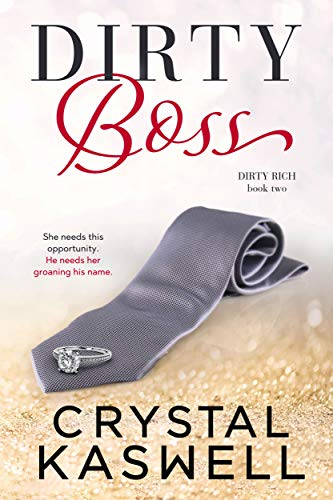 Book Cover of Dirty Boss