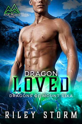 Book Cover of Dragon Loved (Dragons of Mount Rixa Book 2)