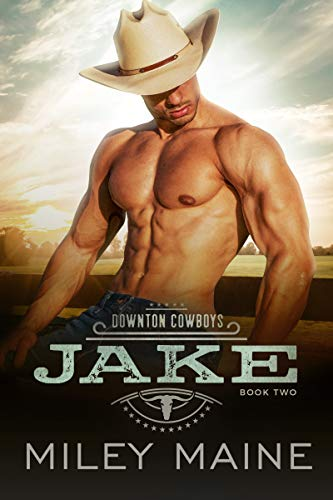 Book Cover of Jake (Downton Cowboys Book 2)