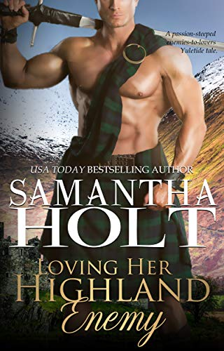 Book Cover of Loving Her Highland Enemy