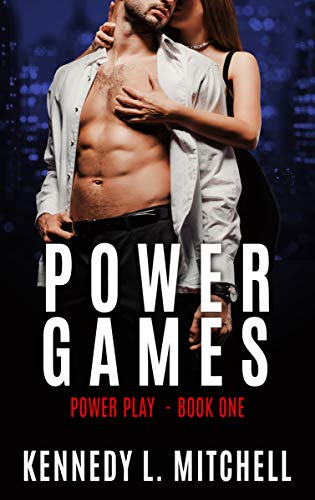Book Cover of Power Games: Power Play Book 1