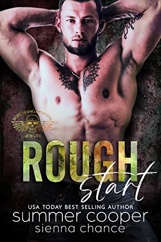 Book Cover of Rough Start (Screaming Demons MC Book 1)