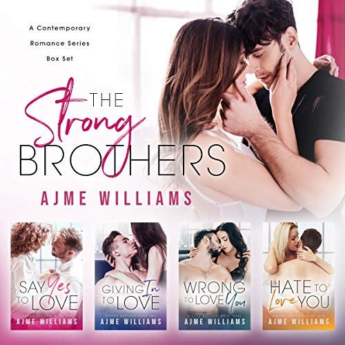 Book Cover of The Strong Brothers Box Set