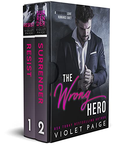 Book Cover of The Wrong Hero