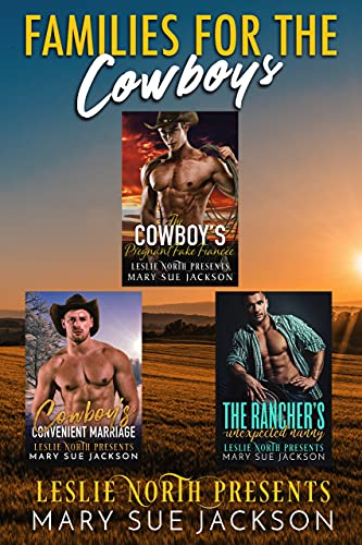 Book Cover of Families for the Cowboys