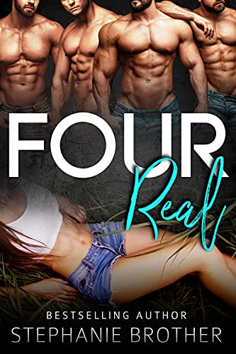 Book Cover of Four Real