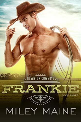 Book Cover of Frankie (Downton Cowboys Book 3)
