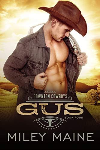 Book Cover of Gus (Downton Cowboys Book 4)