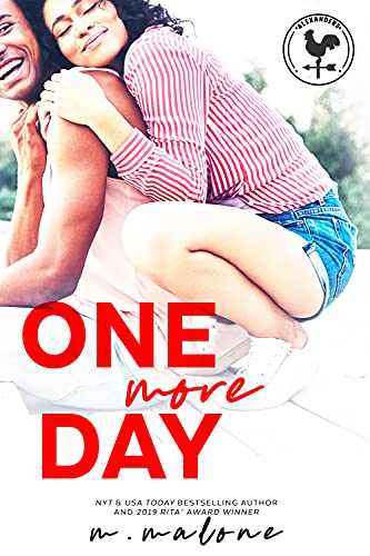 Book Cover of One More Day (The Alexanders Book 1)