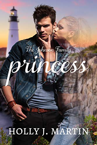 Book Cover of Princess: The Johnson Family Book 1