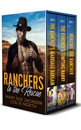 Book Cover of Ranchers to the Rescue