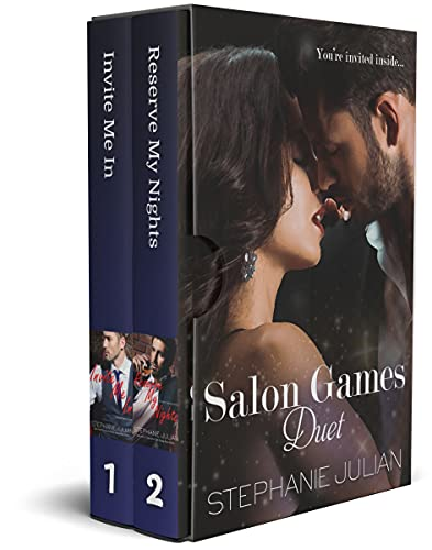Book Cover of Salon Games Duet: Salon Games Books 1 & 2
