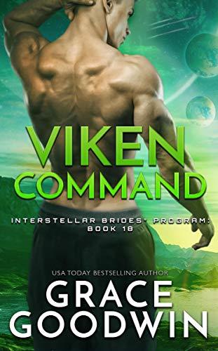 Book Cover of Viken Command (Interstellar Brides® Program Book 18)