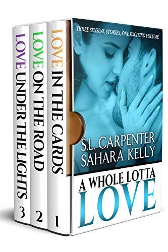 Book Cover of A Whole Lotta Love