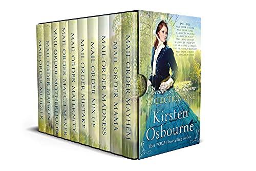 Book Cover of Brides of Beckham Box Set: First ten books