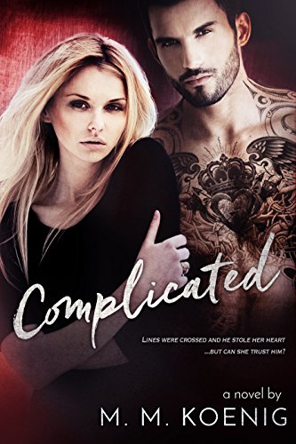 Book Cover of Complicated (Secrets and Lies Series Book 2)