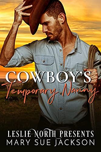 Book Cover of Cowboy's Temporary Nanny
