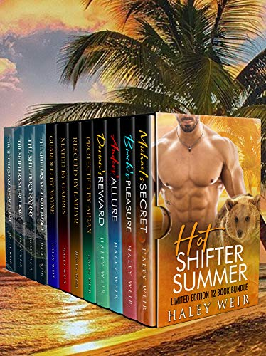 Book Cover of Hot Shifter Summer: Limited Edition 12 Book Box Set