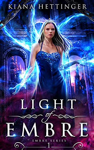 Book Cover of Light of Embre: Book One of Embre